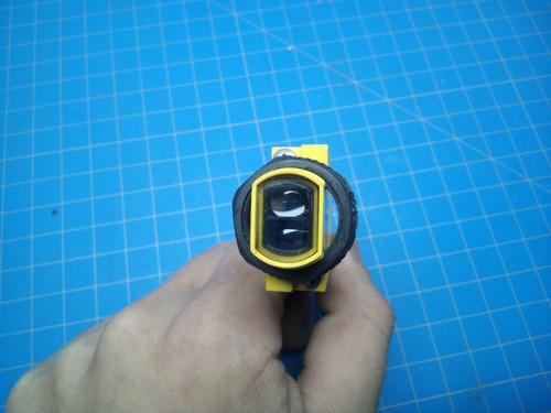 Banner Mini-Beam SM2A312LV Photoelectric Sensor - P01-000109