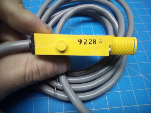 Banner Mini-Beam SM2A312F Fiber Optic Photoelectric Sensor - P01-000110