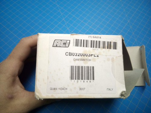Bremas Cam Switch CB0320003PL2 - P01-000123