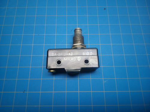 Honeywell Large Basic Switch BA-2RQ1-A2 - P01-000138