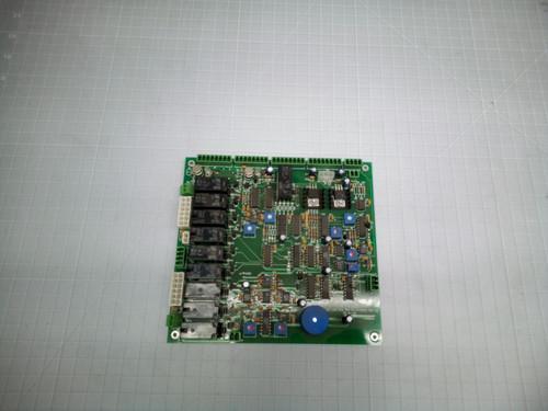 GBC Pro-Tech F160 671-025 PCB I/O Board - P02-000027