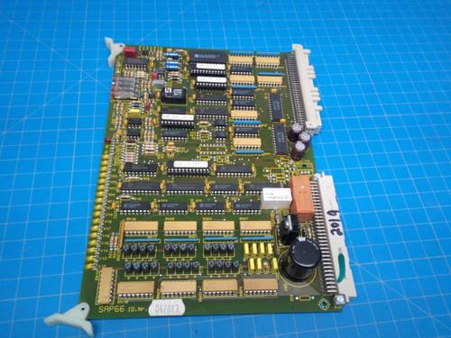 Polar / Baumcut 66 or 80 Circuit Board SAP66 - 042013 - P02-000030