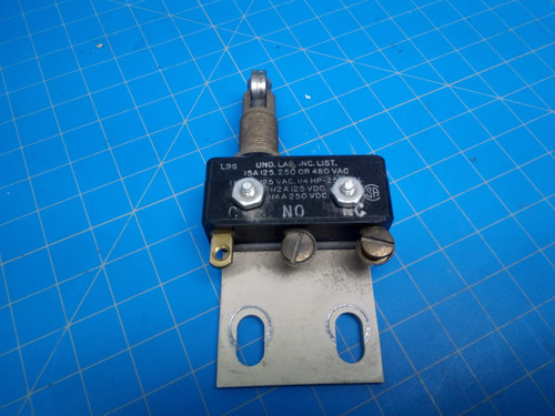 Clamp Up or Knife Up E-682 Limit Switch - P02-000035