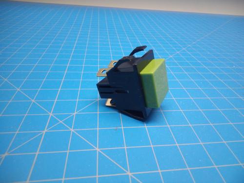 Challenge Diamond E-1045-9 Cut Button (Green)- P02-000036