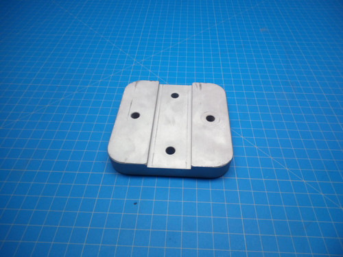 H&H Vacuum Transport Mail Table Mounting Plate - P02-000060