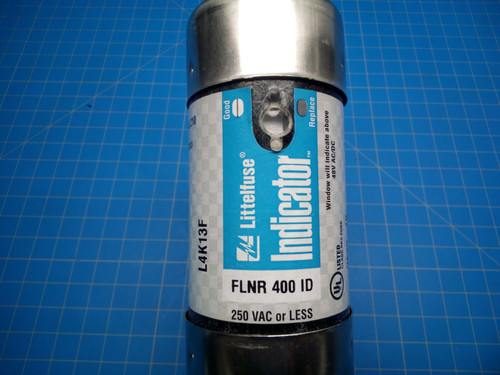 RK5 Dual Element Time Delay Fuse FLNR-400-ID 250VAC - P02-000078