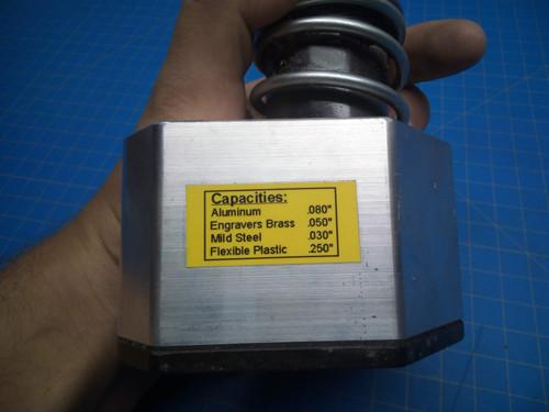 Accucutter Cornermate Cutting Unit 080-100R - P02-000111