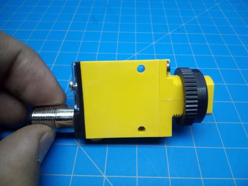 Banner Mini-Beam Photoelectric Sensor SM312LVQD - P02-000121