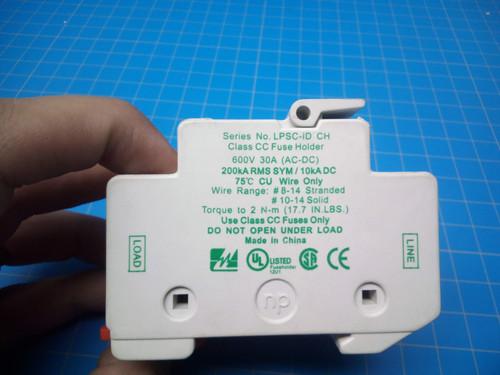 LittelFuse LPSC-ID-CH Fuse Holder - P02-000130