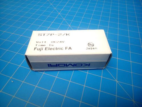 Komori / Fuji ST7P-2/K Compact Delay Timer Relay - P02-000136