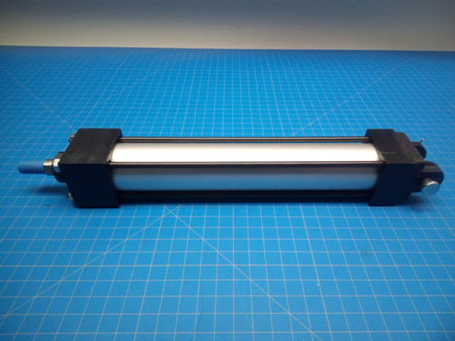 "Norgren EA0277A1 Pneumatic Cylinder 1 1/2"" x 8"" (New) - P02-000137"