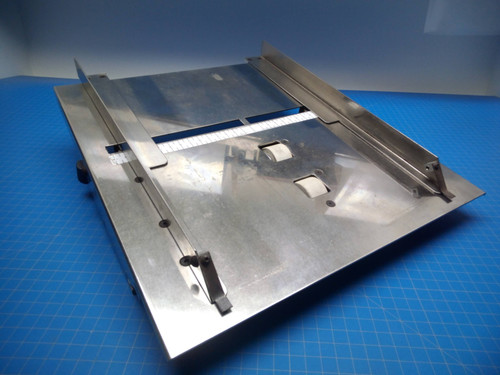 Baum 714 Paper Folder Feed Table - P02-000138