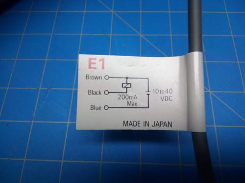Omron TL-X1E1 Proximity Sensor - P02-000147
