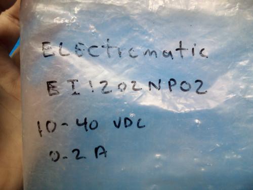 Electrcmatic EI1202NP02 Proximity Sensor - P02-000150