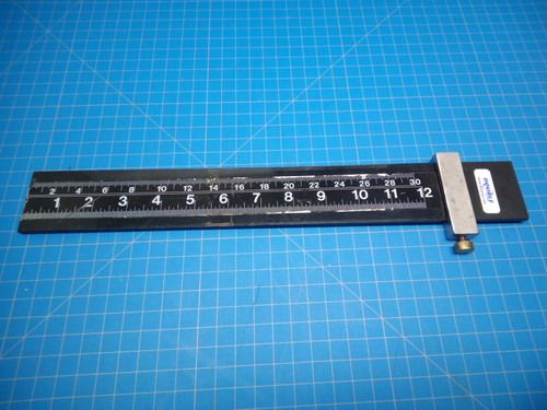 Three Knife Trimmer Knife Gauge - P02-000158 DD