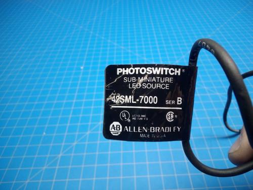Allen Bradley 42SML-7000 Photoelectric Sensor - P02-000168