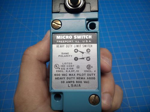 Micro Switch LSA1A Limit Switch - P02-000174