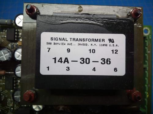 Baum 284-715-BG-01 Circuit Board - P02-000184