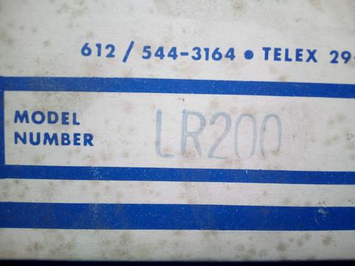 Banner LR200 Photoelectric Sensor - P02-000188