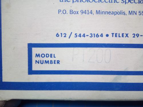 Banner PT200 Photoelectric Sensor - P02-000189