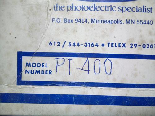 Banner PT400 Remote Sensor - P02-000190