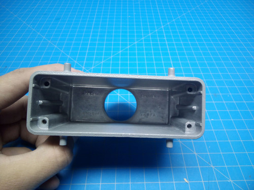 Harting Electrical Hood - P02-000194