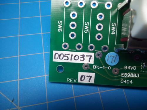 Circuit Board 0051037 - P02-000227