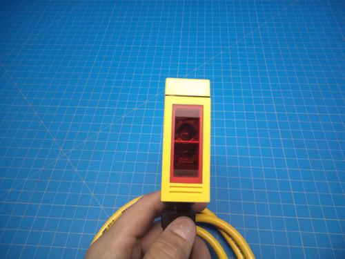 Banner Q85BB62DL Photoelectric Sensor - P02-000228