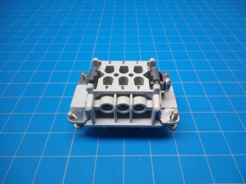 Stahl Folder Plug - 6 Pin Female Insert 10190000 - P02-000235