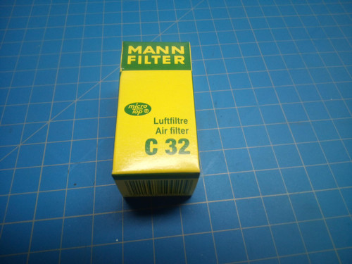 Mann Filter C32 - P01-000140
