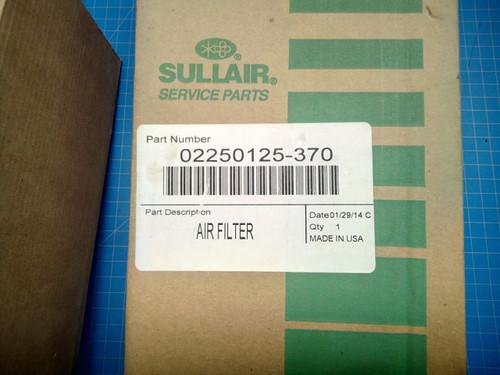 Sullair Air Filter 2250125-370 - P01-000151