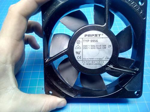Papst Axial Fan 9956 - P01-000156