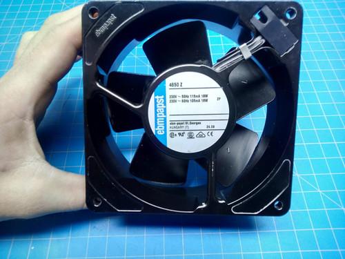 Ebmpapst Axial Fan 4650Z - P01-000157
