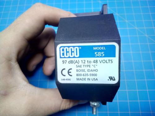 Ecco Back-Up Alarm 585 - P01-000158