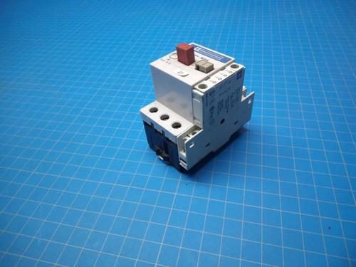 Télémécanique GV1-MO8 Motor Starter 2.5-4 Amps- P02-000331
