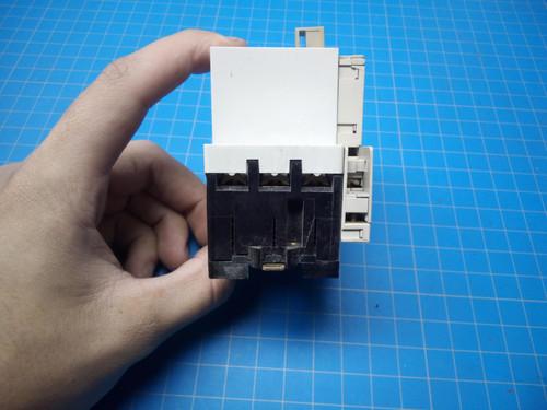 Télémécanique GV1-M07 Motor Starter 1.6-2.5 Amps - P02-000333
