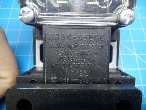 Kronenberg WZF-D Safety Switch - P02-000340