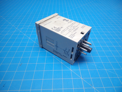 Omron H3CR-H8L Timer Relay - P02-000365
