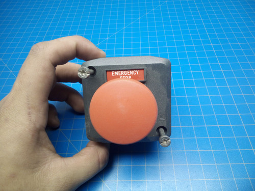 Schneider Emergency Stop Switch XALD164 - P02-000405