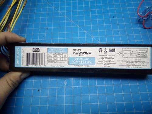 IntelliVolt Ballast  IOP-4S32-SC - P02-000409