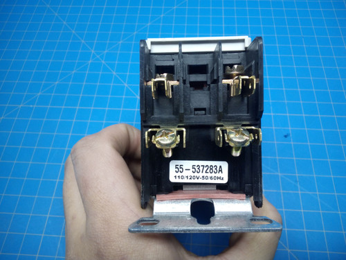 GE 2 Pole 30 Amp Contactor CR453AC2AAA w/ 110 volt coil - P02-000416