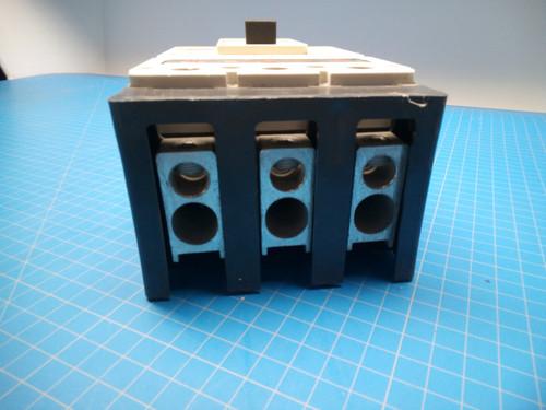 Cutler-Hammer Industrial Circuit Breaker HKD 65K HKD3400F w/ KT3400T Trip - P02-000433