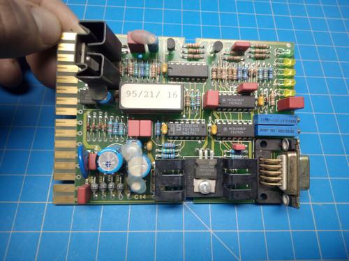 Stahl Circuit Board 220-875-01-00-02 - P02-000455