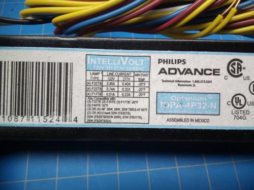 Intelli Volt Ballast IOPA-4P32-N - P02-000457
