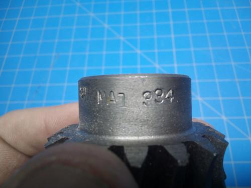 Cheif Worm Gear MA1-334 - P02-000468