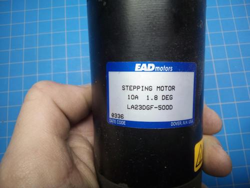 EAD Motors 10A Stepping Motor LA23DGF-500D - P02-000470