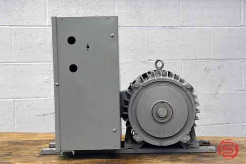 Dyna-Phase Rotary Phase Converter