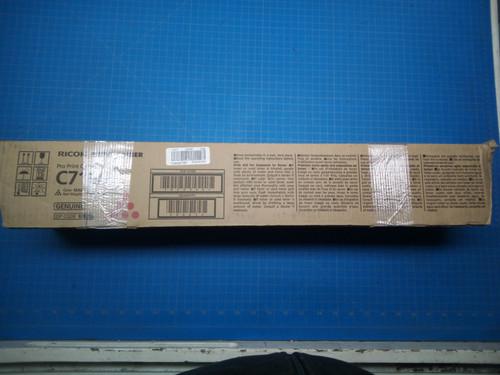 Ricoh Savin Lanier C7100 Magenta Pro Print Cartridge P02-000867