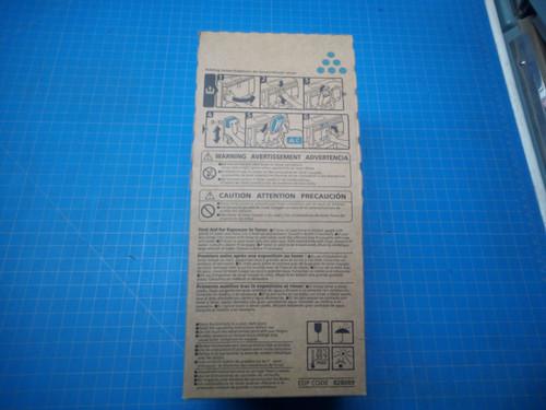 Ricoh, Lanier, Savin C700EX Cyan Pro Print Cartridge ID:828089 P02-000881