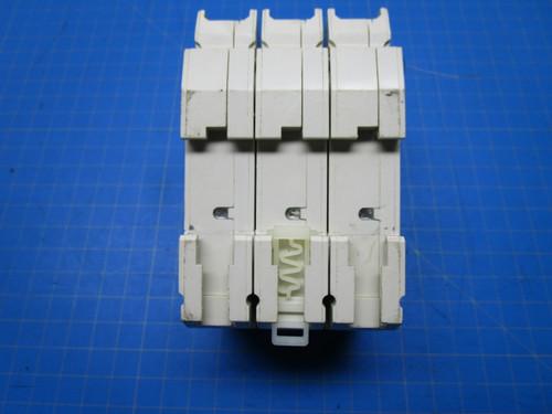 Siemens Type CQD 3 Pole 60 Amp 240  Circuit Breaker P02-000915